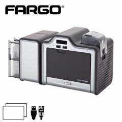 F 89640   fargo hdp5000 retransfer cardprinter dubbelzijdig usb