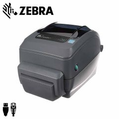Gx42 202521 000   zebra gk420d labelprinter peel 203 dpi usb