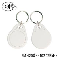Kf 01 005 em 4200   keyfob kf 01 em 4200&4102 125 khz wit