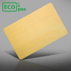 P 204   ecopas® hout 0,76 mm gelamineerd
