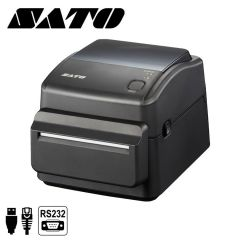 S wd212 400cn eu   sato ws408dt labelprinter cutter 203dpi usbet