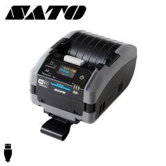 S wwpw2500g   sato pw208nx labelprinter met batterij 203dpi usbb