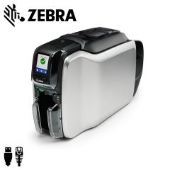 Zc31 000c000em00   zebra zc300 cardprinter enkelzijdig usbethern