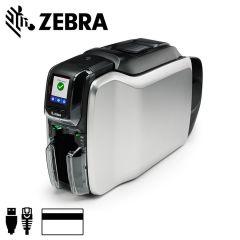 Zc31 0m0c000em00   zebra zc300 cardprinter enkelzijdig megneetst