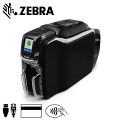 Zc35 am0c000em00   zebra zc350 cardprinter enkelzijdig magneetst