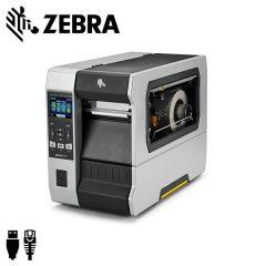 Zt61046 t2e0100z   zebra zt610 labelprinter peel, rewinder 600dp