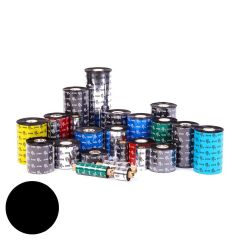 Z 02100bk22045   zebra 2100 wax lint voor mid range en high end