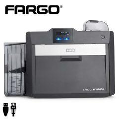 Fargo HDP6600 retransfer cardprinter enkelzijdig USB/ethernet