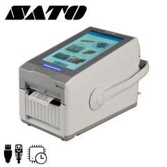 Sato FX3-LX 305dpi labelprinter USB/LAN