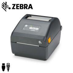 Zebra ZD421 labelprinter thermisch direct tear 300 dpi USB/Ethernet