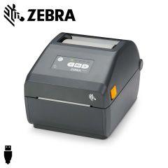Zebra ZD421 labelprinter thermisch direct tear 300 dpi USB