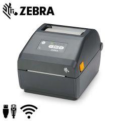 Zebra ZD421 labelprinter thermisch direct tear 203 dpi USB/Ethernet/WiFi