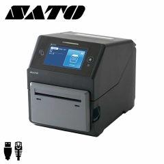 SATO CT408-LX labelprinter 203dpi thermisch direct en thermisch transfer USB/ethernet