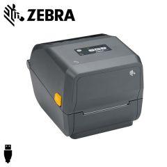 Zebra ZD421 labelprinter thermisch transfer tear 203 dpi USB