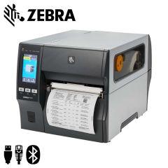 Zebra ZT421 labelprinter tear 300 dpi 6 inch USB ethernet BT