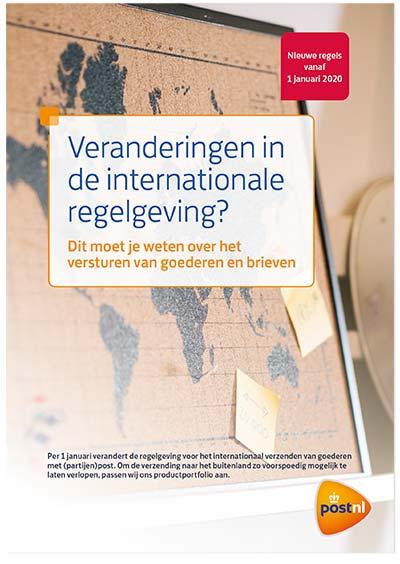 brochure PostNL