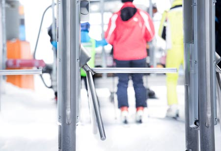 toepassing RFID ski