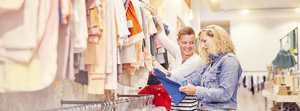 RFID voor winkeliers