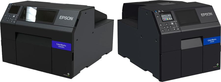 Epson Colorworks TM-6000 en TM6500