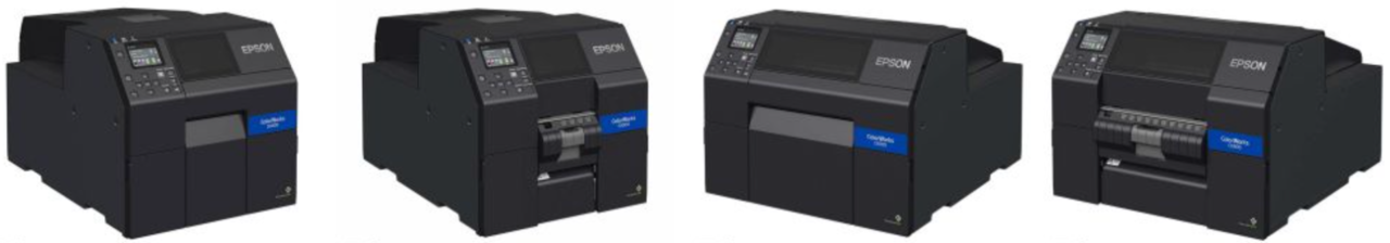 Epson labelprinters