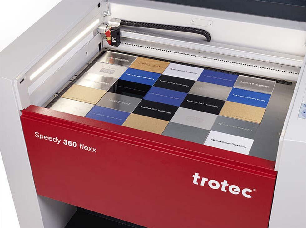 trotec machine