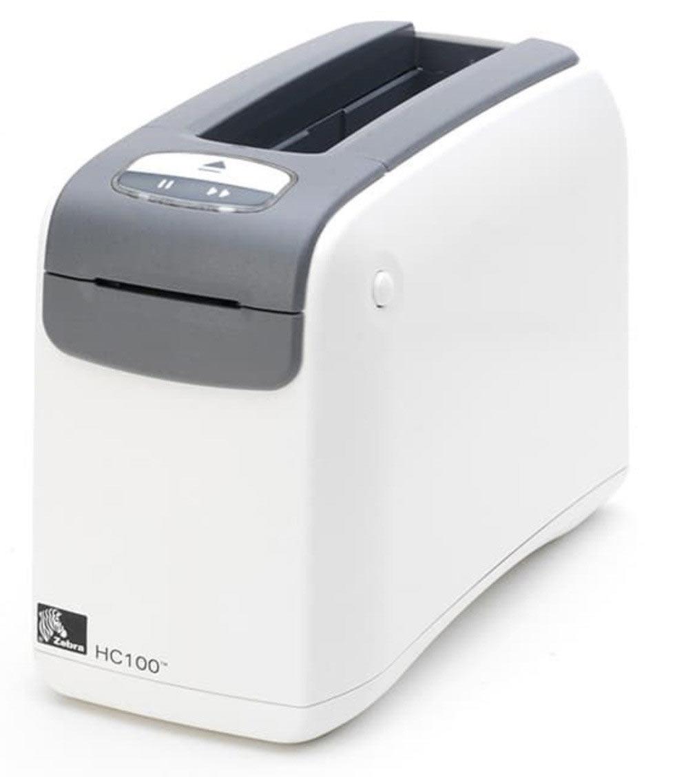 Zebra HC100 labelprinter