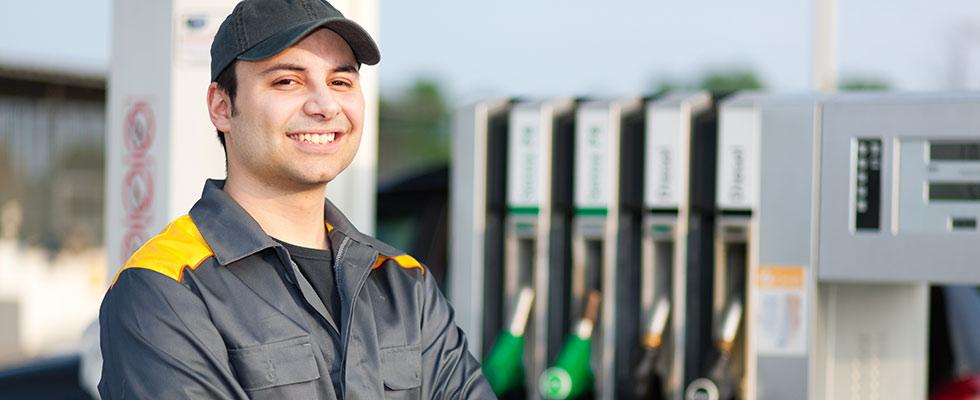 tankstation contractant