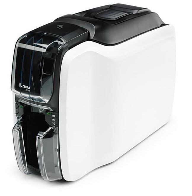 Zebra ZC100 cardprinter