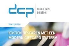 kostenbesparen met een modern giftcard systeem